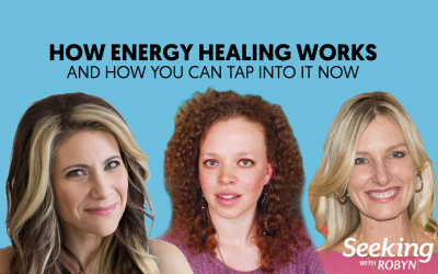 HOW ENERGY HEALING WORKS & HOW YOU CAN TAP INTO IT
