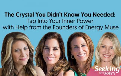 THE CRYSTAL YOU DIDN'T KNOW YOU NEEDED: Tap Into Your Inner Power with Help from Energy Muse