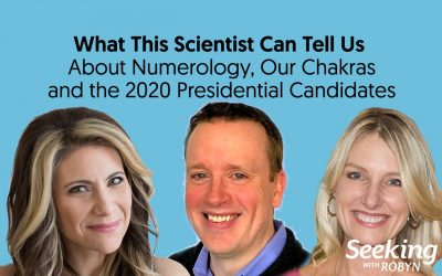 WHAT THIS SCIENTIST CAN TELL US ABOUT NUMEROLOGY, CHAKRAS, AND THE 2020 PRESIDENTIAL CANDIDATES